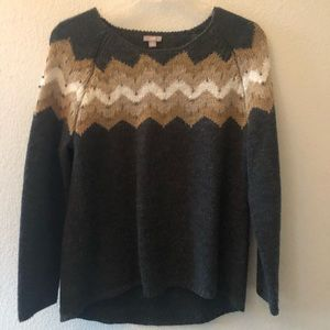 J.Jill Wool Sweater